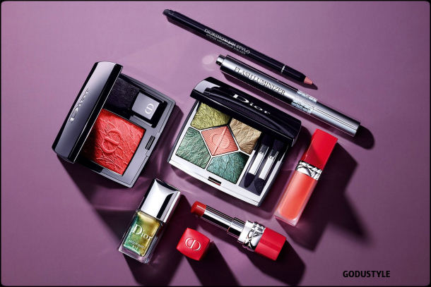 dior-birds-of-a-feather-makeup-collection-fall-2021-beauty-look3-style-details-shopping-godustyle