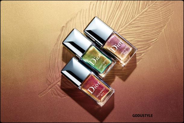 Dior Birds of a Feather Fall 2021 | MakeUp