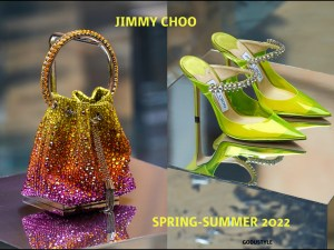 Jimmy Choo Primavera-Verano 2022 | #MFW