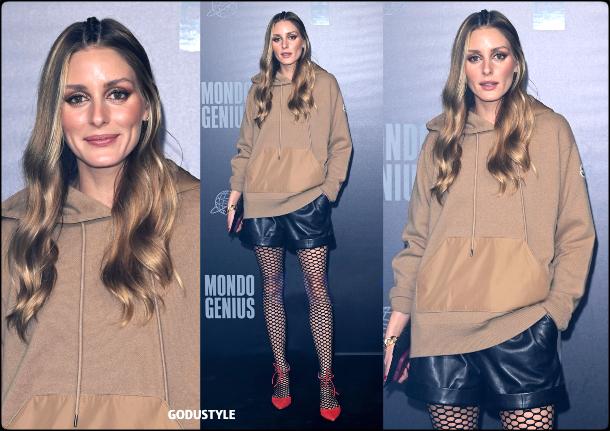 Olivia Palermo Looks Fashion Weeks Spring 2022