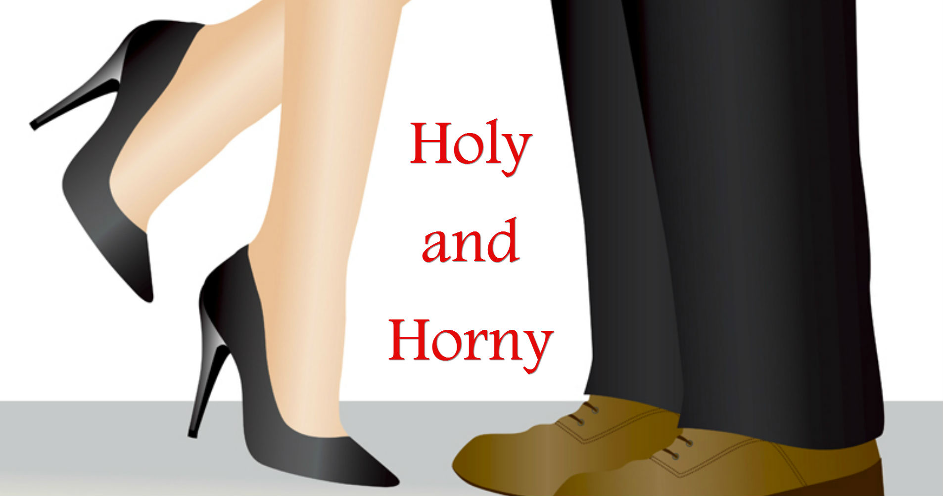 Holy and horny
