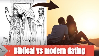 modern vs biblical dating
