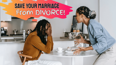 save marriage from divorce