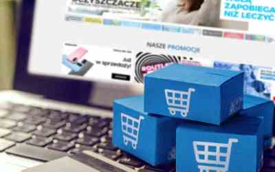 Panel administracyjny sklepu internetowego