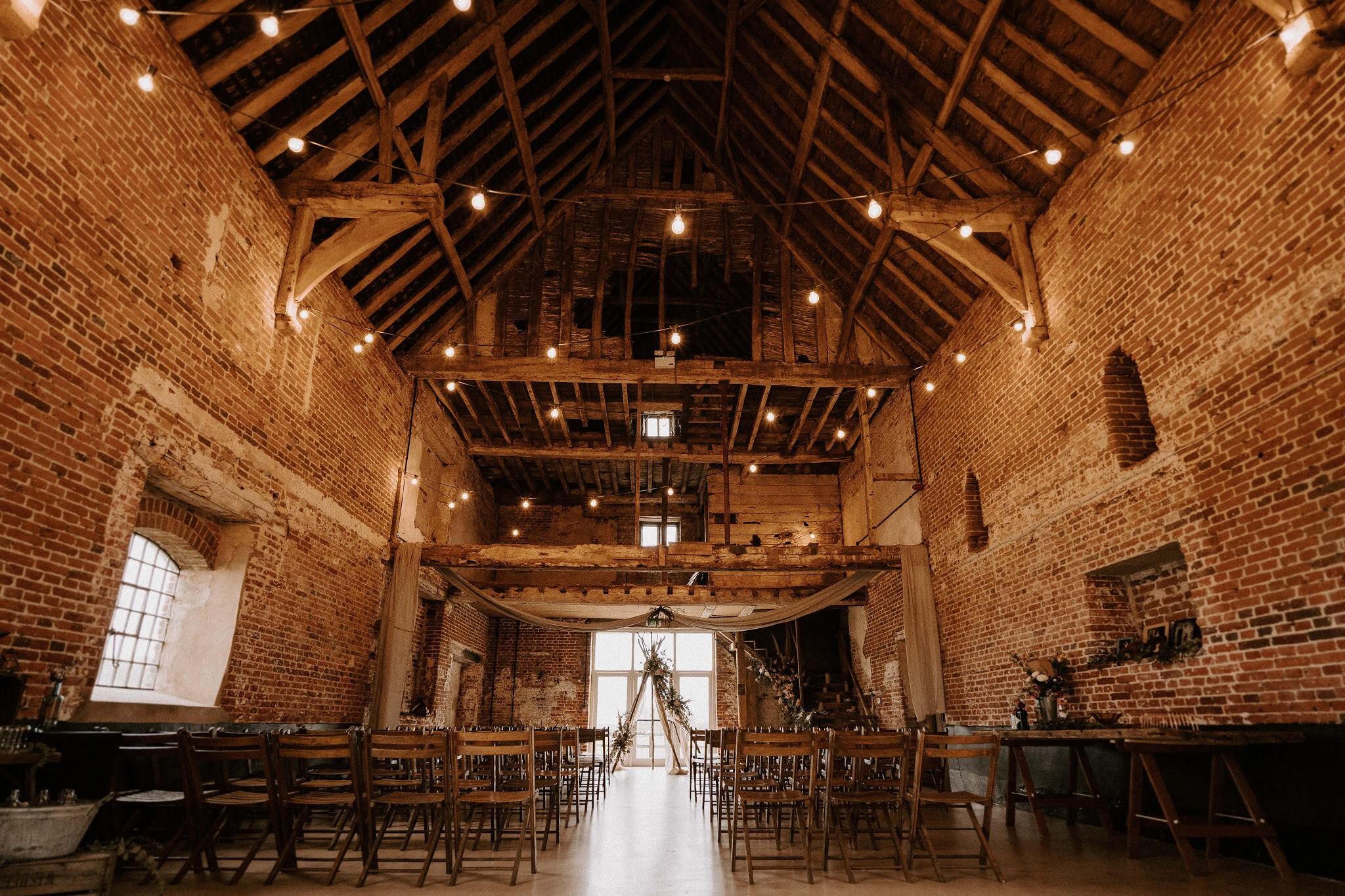 godwick hall wedding ceremony