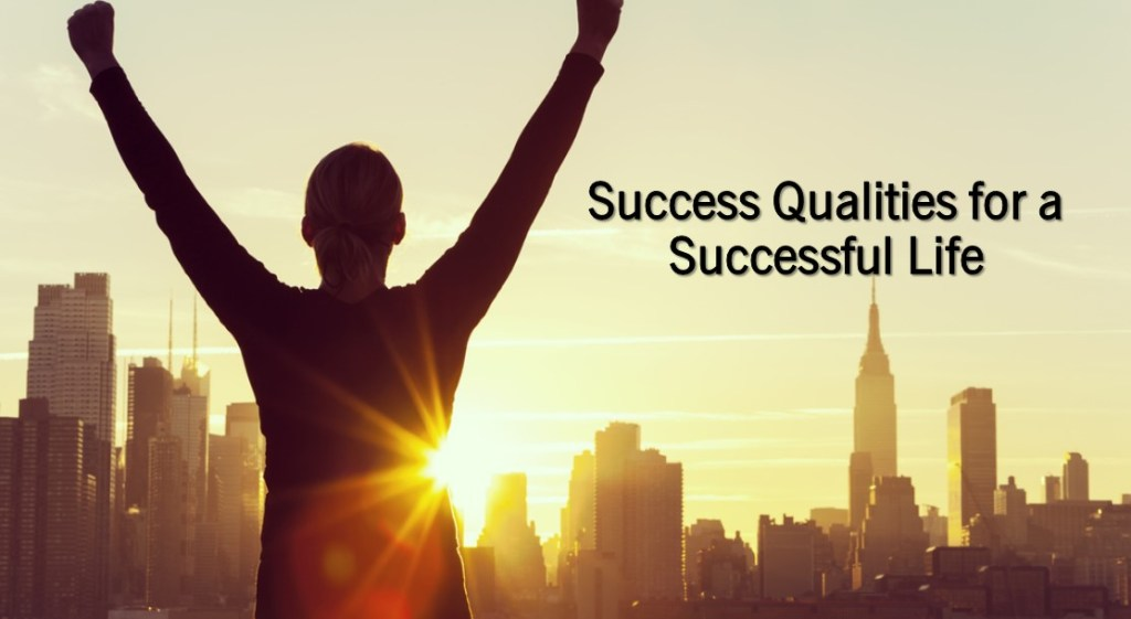 Success Qualities Image