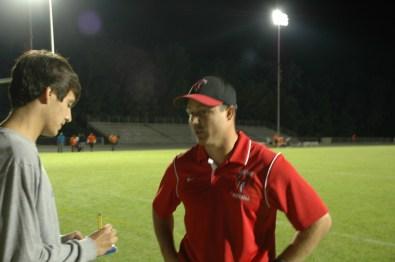 Head Coach John Phillips