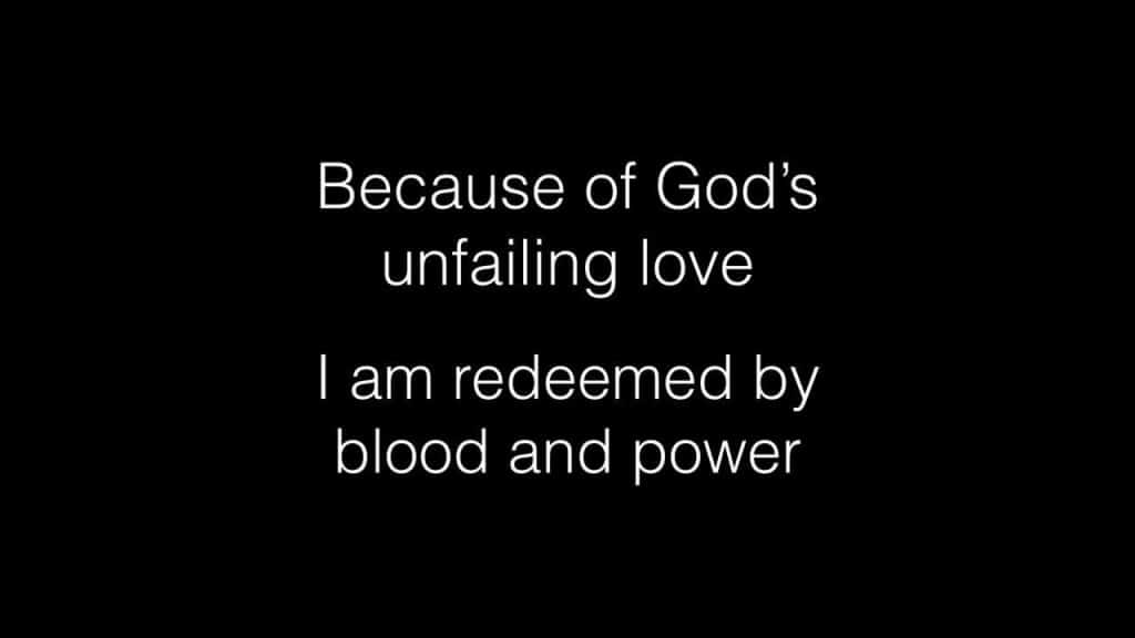 Jesus Quotes On Love Wallpapers Gods Love Unfailing