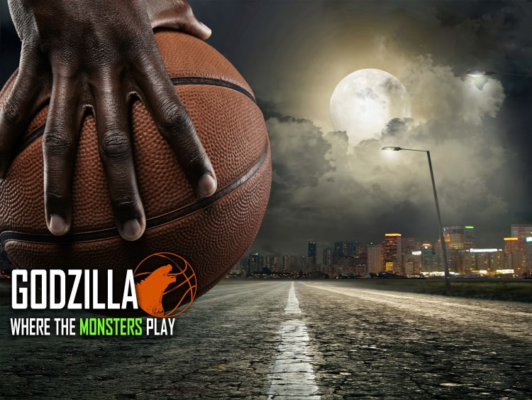 Godzilla 3x3