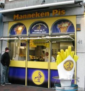Best fries in Holland