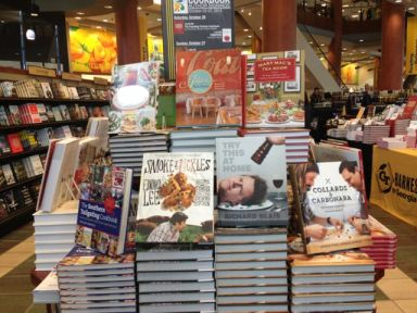 Books by GA food writers