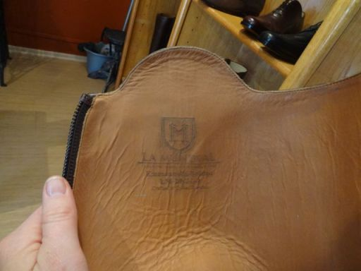 la mundial engraved boots