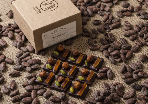 Ethical Chocolate from Nuubia