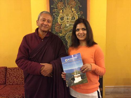 Saamdhu Chetri bhutan