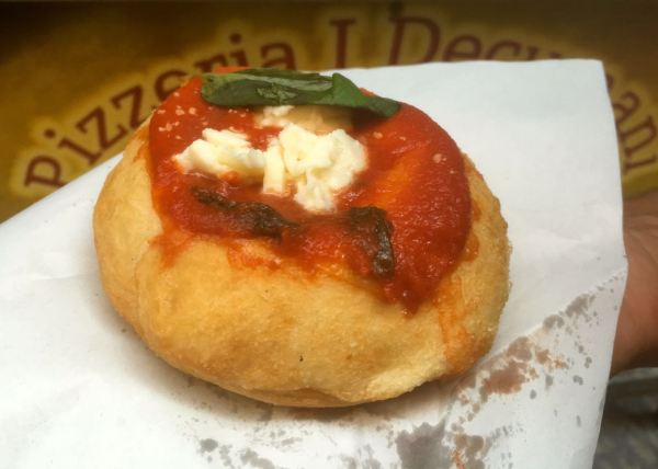 naples pizza fritta