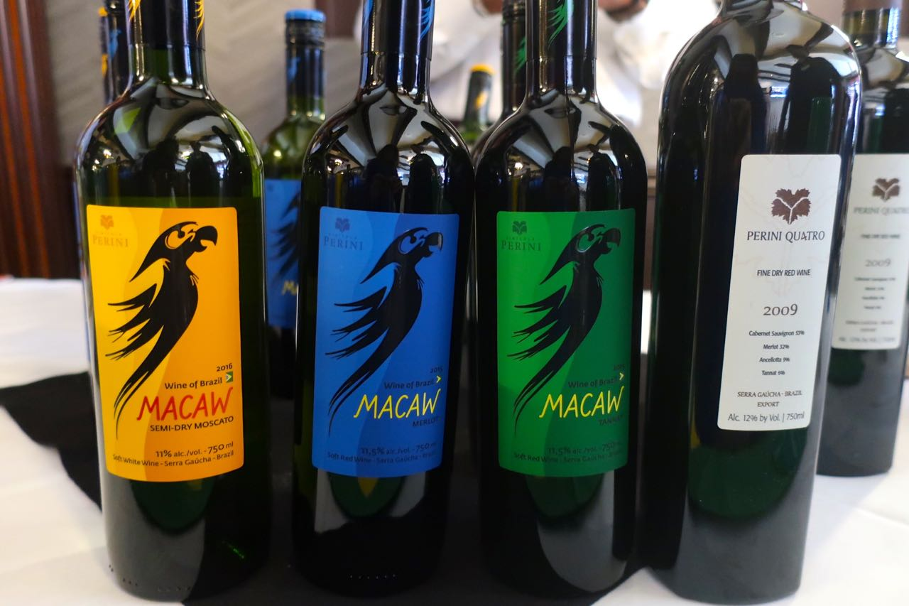 Have You Tasted These Wines From Brazil?