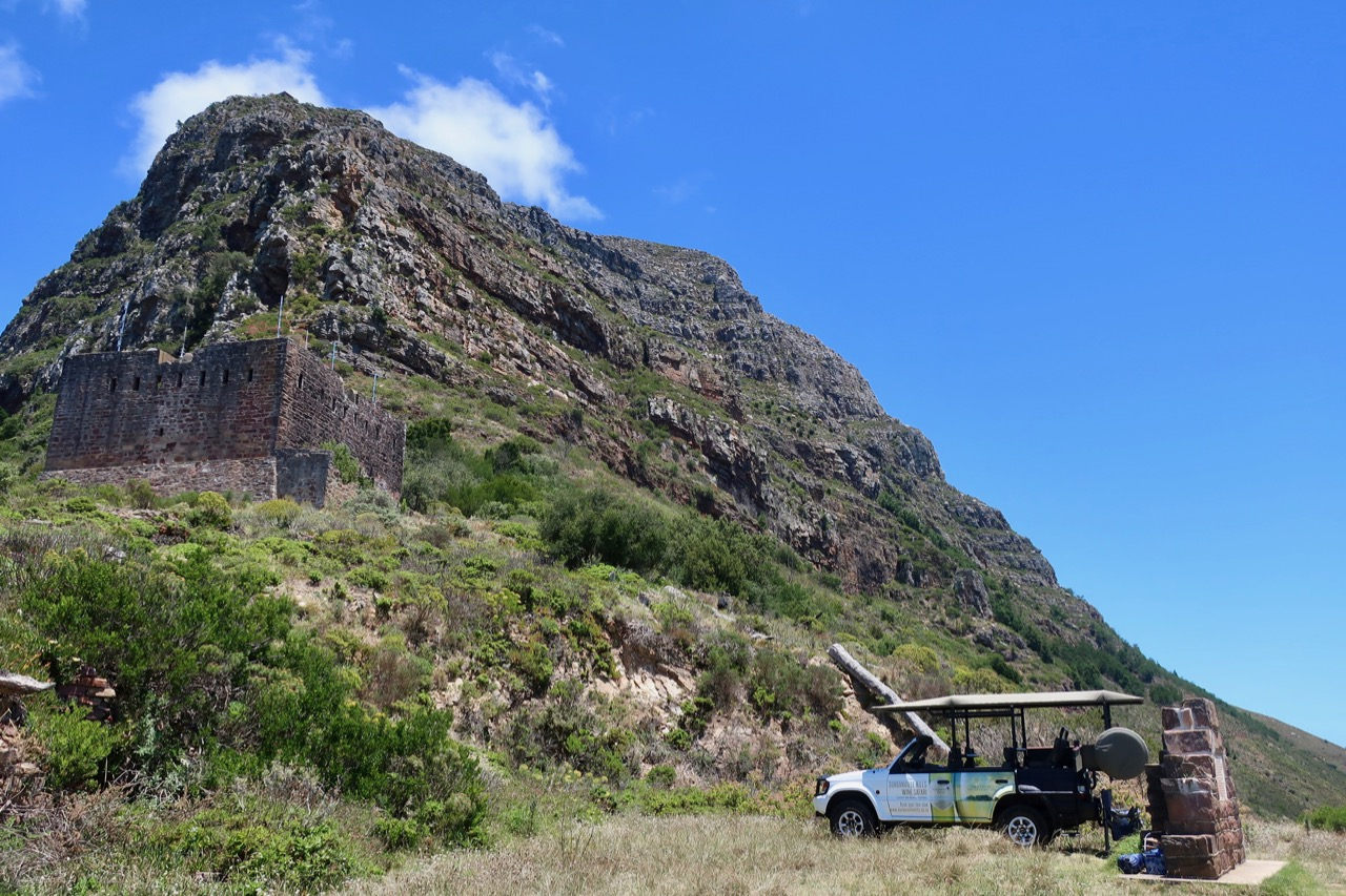 A Secret Way to the Top of Table Mountain