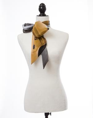 NOSOFA Club Scarf and Pocket Square