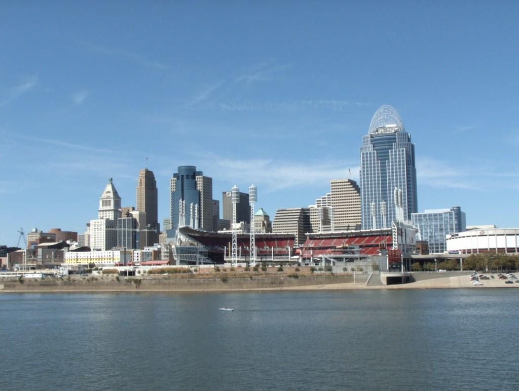 Helping Communities in Cincinnati
