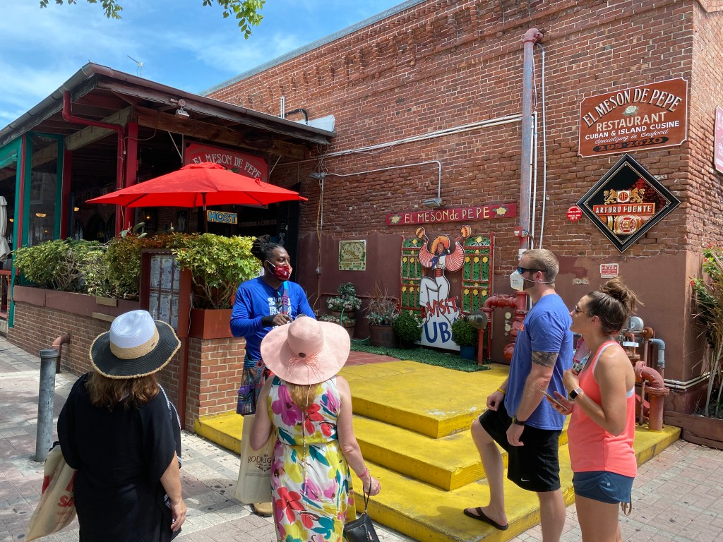 Key west food tour