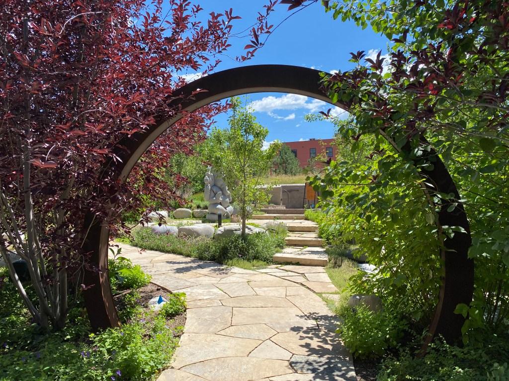 Zen garden Carbondale