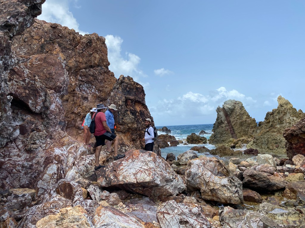 St Thomas guided ecotour