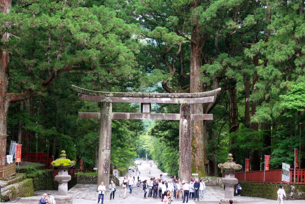 Temple at Niko Japan