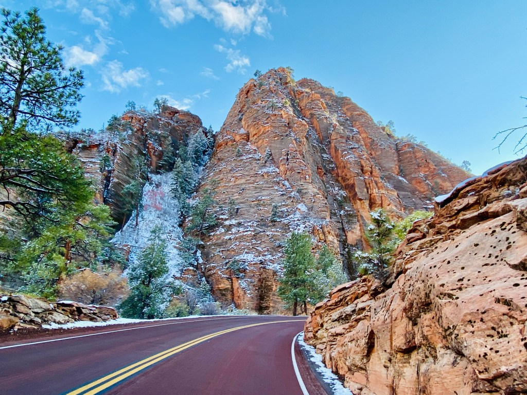 activities in Zion national park Utah