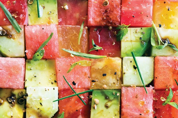 Epicurious watermelon recipes for a party