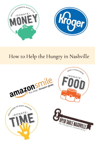 how to help the hungry in nashville
