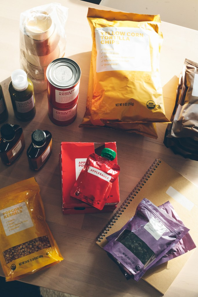 Reviews on Brandless: part 2 - why buy from the $3 online grocery (a reevaluation)