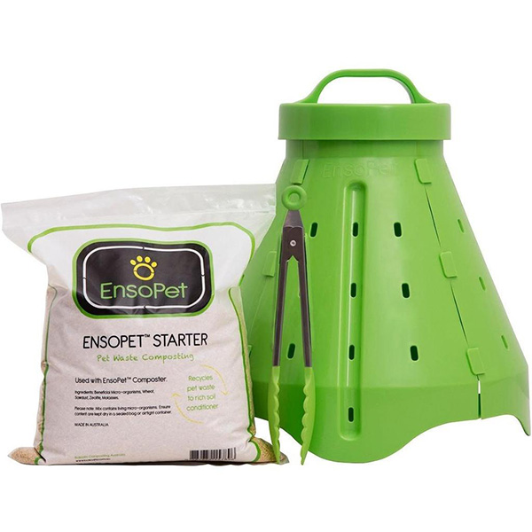 EnsoPet Waste Composting Kit