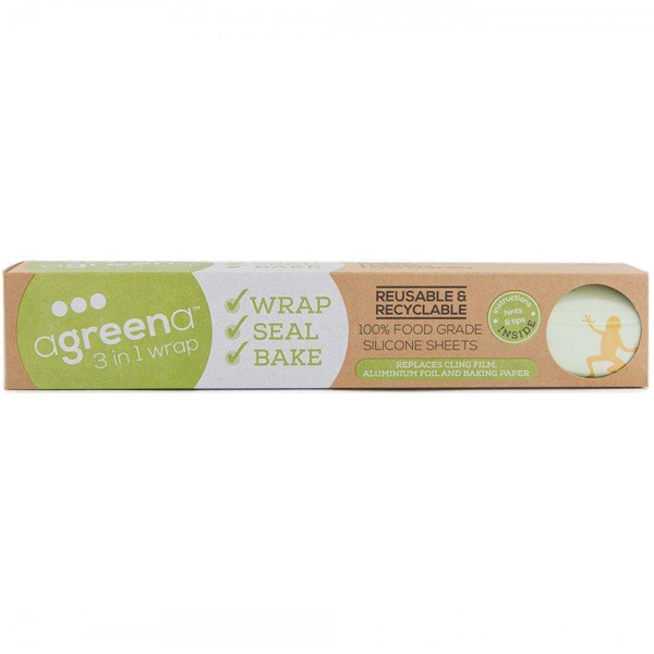Agreena Wraps Silicone Sheets