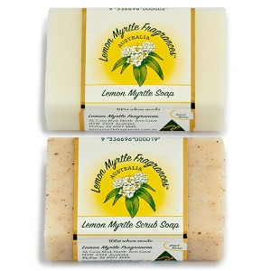 Lemon Myrtle Fragrances Soaps