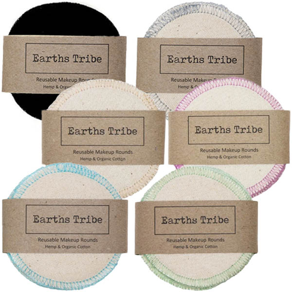Earths Tribe Makeup Rounds
