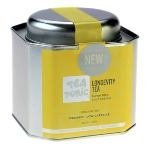 Tea Tonic Longevity Tea Loose Leaf Caddy