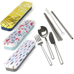 Retro Kitchen Carry Your Cutlery