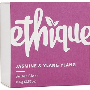 Ethique Body Butter Block Jasmine and Ylang Ylang