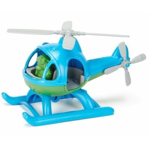 Green Toys Recycled Plastic Helicopter