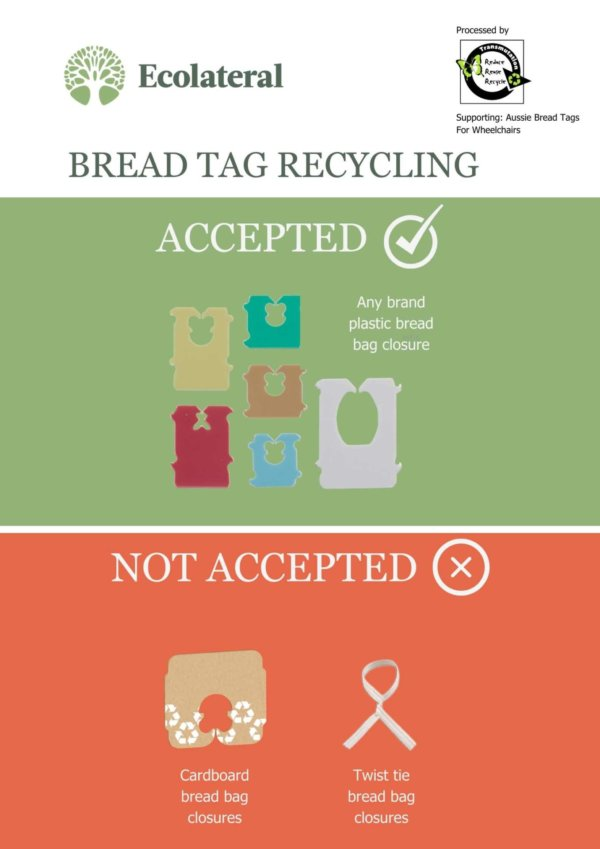 bread tag recycling
