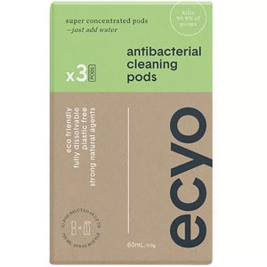 Ecyo Antibacterial Cleaning Pods