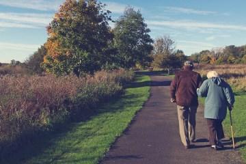 bejaard-stel-wandelen-hersenen-bewegen-gezond