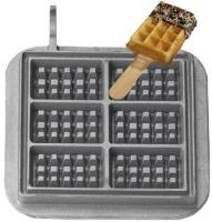 Brusselse mini-wafel bakijzer