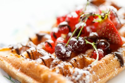 Brusselse mini wafels