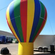 opblaasbare luchtballon