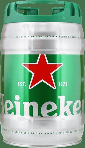 Heineken fust 5 L