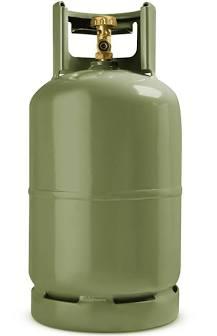 gasfles 10 liter