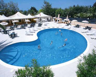 Sardinie zwembad