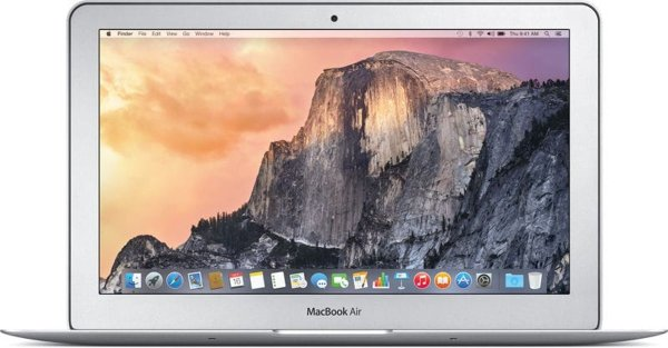 Macbook Air 13″ Core i5 1.4Ghz 128GB SSD 8GB RAM 2012 | PuurApple.nl