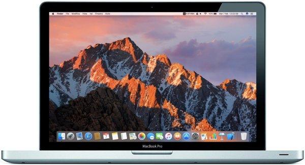 Apple Macbook Pro | Core i5 | 8GB | 500GB | MacOS High Siera